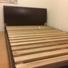 フランスベッド ダブルフレーム