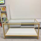 IKEA ガラステーブル 2016年購入