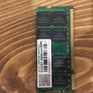 DDR2 667 MHz メモリー