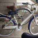 女児用自転車24インチ