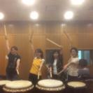 和太鼓を体験してみよう(8月5日) - 新宿区
