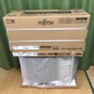 値下げしました❗️新品FUJITSUエアコン 6畳用 取付工事込み...