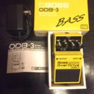 オーバードライブ bass