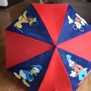 ミッキマウスの子供用傘〰💞
