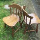 椅子2個セット