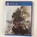 送料無料 新品未開封 PS4 ニーア オートマタ