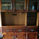 カリモク 食器棚(キッチンボード)