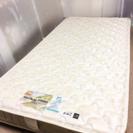 フランスベッド シングルサイズマットレス マルチラススプリング L...