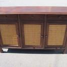 アジアン家具 無垢材 収納ボード サイドボード インテリア家具