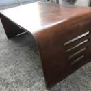 木製センターテーブル、ローテーブル