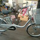 中古モデル出ました! 6月30日まで 20インチ 電動自転車 パナ...