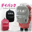 可愛い◆◆リュック◆ブラック/USA黒B/2
