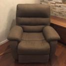 ニトリ リクライニングソファ 1人用  ビリーバー2 椅子 ソファー