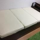 収納ベッド(マットレス付)