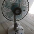 リモコン付扇風機