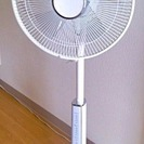 【ジャンク】日立扇風機 HEF-90R リモコン付
