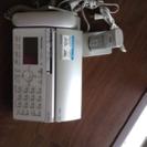 ファックス付き電話