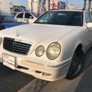 ベンツ E240ワゴン サンルーフ革なし カロナビ、ETC車検来年...