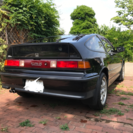 ホンダ CRX バラード ブラック 5MT