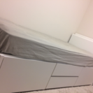 【6/2写真追加】超急募/ベッドほぼ新品/収納たっぷり/ニトリのベット