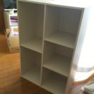 カラーボックス、棚