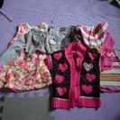 1歳半~85cmの子供服