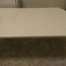 超急募/①ローテーブル②簡易机/ベッドも同時に引き取っていただける方