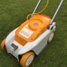 【美品・使用少】RYOBI(リョービ)  LMR2300 芝刈り機