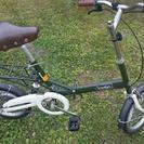 ブリジストン  16インチ折り畳み自転車