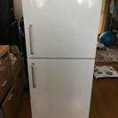 ☆無印冷蔵庫137l☆