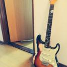 Fender Japan Stratocaster ジョンフルシア...
