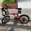 ハマー 折り畳み自転車
