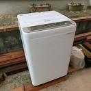 パナソニック洗濯機NA-F60B9(簡易乾燥機能付き)  新品同様...