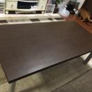 早いもの勝ち♪ ニトリのテーブル(机)