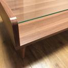 【ガラス】ローテーブル