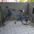 ジュニア用自転車 24インチ