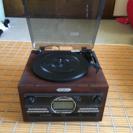 レコード、カセットからCDの録音機