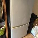 冷蔵庫 シャープ 2012年  137L