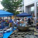 ◎7月16日(日)「草加駅東口 アコス広場 フリーマーケット開催」◎