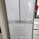 引取先検討中 大型 冷蔵庫 日立 416L 2005年製