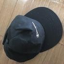 ★夏必要★チャンピオン帽子ー黒