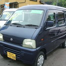 H16 エブリィバン JOIN 4WD AT車 車検30年1月 ワ...