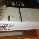 冷蔵庫401ℓ差し上げます。