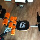 腹筋ワンダーコア&下半身用トレーニング
