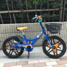 ブリヂストン 18ファニイキッズBOY 自転車