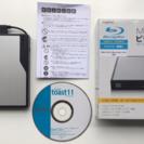 Logitec USB3.0対応 ポータブルブルーレイドライブ 【...