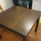BJURSTA(IKEA) 伸張式テーブル
