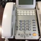 業務用電話機二台セット、バッファロームデム付き