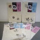 【引取り限定】(新品・特価)手漉き和紙ティーマット2枚コースター2...