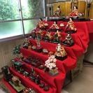 雛人形(ひな人形) 七段飾り お譲りします(横浜市磯子区)